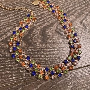 Jewelry - Heart pendent crystal choker